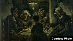 Вінсэнт ван Гог, «Бульбаеды» (1885).