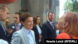 Predsednica Vlade Srbije Ana Brnabić u Subotici