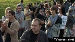 """""""Маўклівая акцыя"""" 06 ліпеня 2011"""