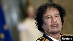 معمر قذافی بیش از چهار دهه بر لیبی حکومت کرد.