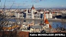 Будапешт. Архивное фото.