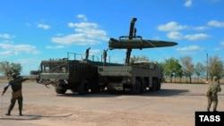 Rusiyanın 'İsgəndər-M' raketi