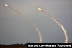 Пуски ракет украинского ПВО ежегодно проходят на полигоне «Ягорлык» вблизи Черного моря