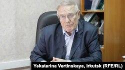 """Иркутский омбудсмен Валерий Лукин: """"высказать своё мнение - наш долг""""."""