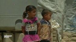 Война лишила таджикских детей школы