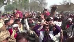 پاکستان کې د اوښانو جنګولو سيالي