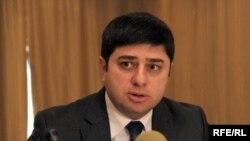 """ზაქარია ქუცნაშვილი, ორგანიზაციის """"კანონი ხალხისთვის"""" ხელმძღვანელი"""