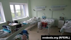 Belarus - Minsk hospital. May2020