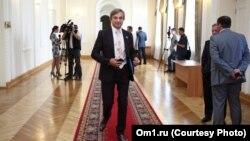 Депутат Сергей Калинин, подозреваемый в мошенничестве