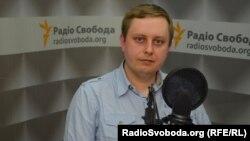 Максим Майоров, співробітник Українського інституту національної пам'яті