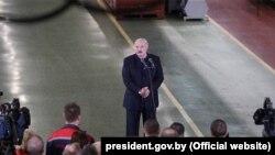 «У нас – не Литва», – сказав Лукашенко