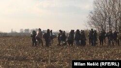 Na graničnom prelazu Šid otkriveno jedanaest, na Batrovcima osam ilegalnih migranata