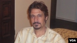 "His son said Heshmatollah Tabarzadi had ""very likely"" been arrested on May 17 and reportedly was transferred to the special wing of a Tehran prison notorious for housing political prisoners for the country's intelligence service."