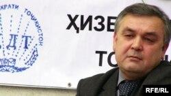 Масъуд Собиров, раиси собиқи Ҳизби демократи Тоҷикистон