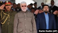ابوالمهدی المهندس، فرمانده ارشد گروه شبهنظامی حشدالشعبی نظامیان آمریکایی در عراق را تهدید کرده است.