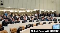 Sesija Predstavničkog doma Parlamenta BiH, ilustrativna fotografija