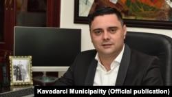 Митко Јанчев, градоначалник на Кавадарци