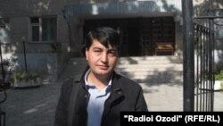 Tajikistan,Sughd region, Qamari Ahror, a tajik journalist,16October2014