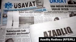 Azerbaijan -- press review - 24Feb2011
