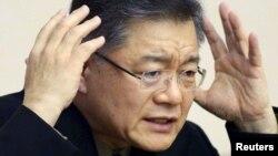 Канадский священник Хён Су Лим.