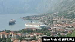 Kruzeri, Boka Kotorska