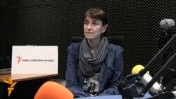 Lica protesta - Nidžara Ahmetašević iz Sarajeva: Apsurdno je da gladne ljude koji traže svoja prava optužuju za terorizam