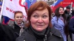 «На Росію всі нападають» – опитування на вулицях Москви до Дня народної єдності