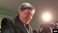 """На съезде определится место внутрипартийной оппозиции в """"Яблоке"""" - или вне его"""