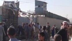 Sulm vetëvrasës në Kabul