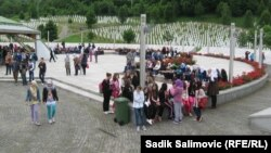 Memorijalni centar u Potočarima