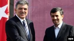 عبدالله گل، رئیس جمهور ترکیه در ایران