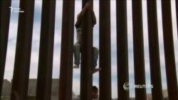США почали зводити стіну на кордоні з Мексикою (відео)