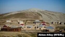 Abşeronda palçıq vulkanı