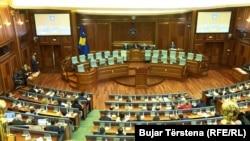 Kuvendi i Kosovës, 9 shtator 2017