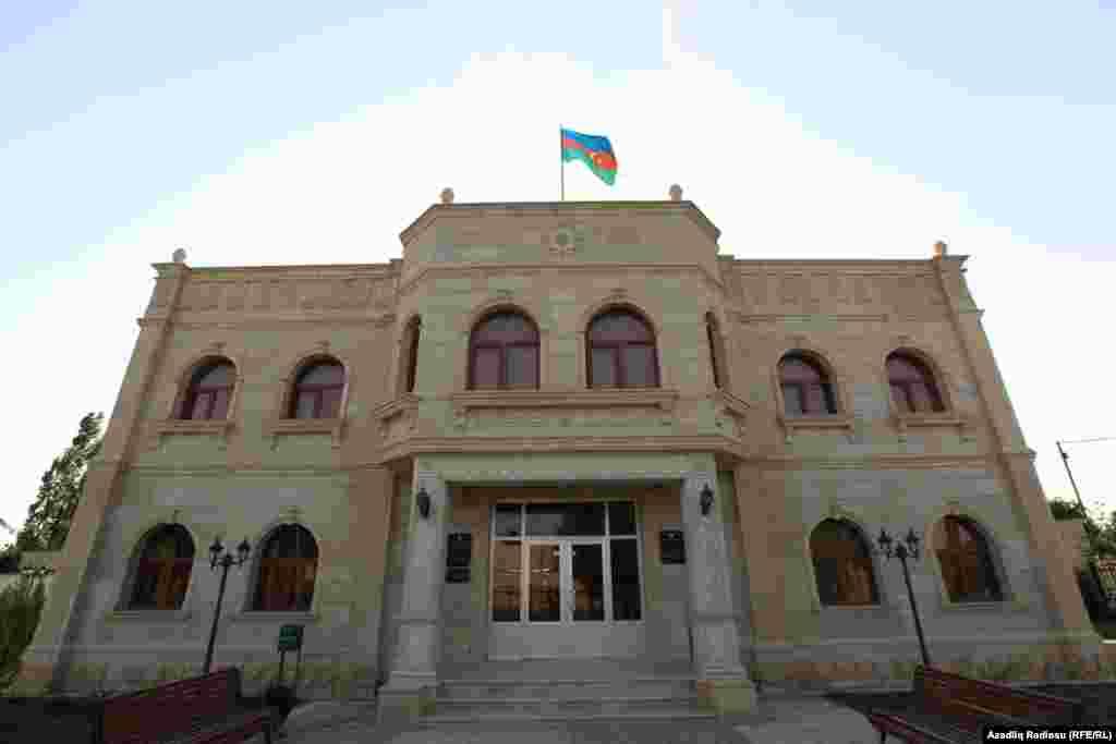 Ağsu rayonu, Çiyni kənd İcra Nümayəndəliyi.