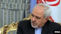 محمدجواد ظریف، وزیر امور خارجه ایران.