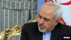 Iran -- Iranian minister of foreign affairs, Mohammad Javad Zarif