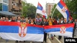 Mitrovicë, 25 maj 2012.