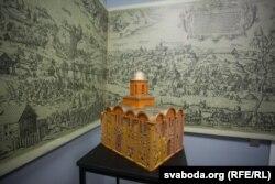 Калоская царква стаіць асобна