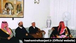 برخی از چهرههای ایرانی، کلید حل مشکلات ایران و عربستان را استفاده از نفوذ شخصی هاشمی رفسنجانی میدانند