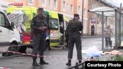 Uzbekistan/Russia - uzbeks killed in Saint Petersburg