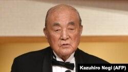 Yasuhiro Nakasone, octombrie 2017