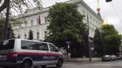 Вена: Оьрсаша Шемахь бомбанаш еттарна духьал митинг