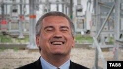 Глава аннексированного Россией Крыма Сергей Аксенов