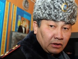 Local commander Amanzhol Kabylov says three separate investigations are looking into claims of police abuse.