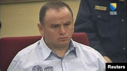 Sentenced in Sarajevo in 2013 on charges of genocide, rape, and torture, Veselin Vlahovic is one of the few perpetrators of sexual violence during the Bosnian conflict who has been brought to justice. (file photo)