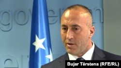 "Kosovar Prime Minister Ramush Haradinaj: ""The entire operation...was conducted without my knowledge and without my permission,"""