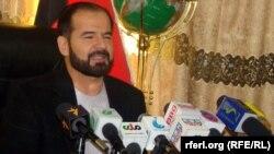 بسم الله شیر رییس حزب وفاق ملی افغانستان