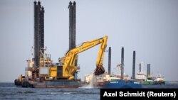 """Izgradnja """"Sjevernog toka 2"""", Njemačka"""