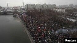 Митинг 10 декабря собрал сотни тысяч человек. Митинг 24 декабря обещает собрать больше